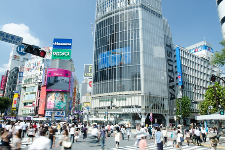 「【渋谷区】基本情報・シェアハウスの賃料相場を公開!」のアイキャッチ画像