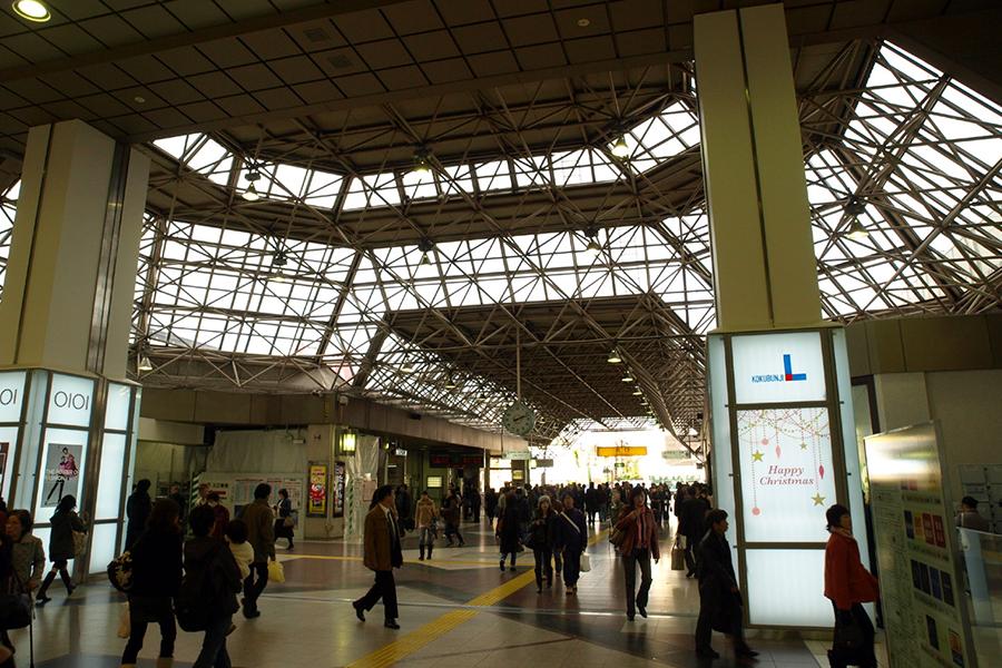 「都心部主要駅へのアクセス抜群、国分寺市のシェアハウス特集」のアイキャッチ画像