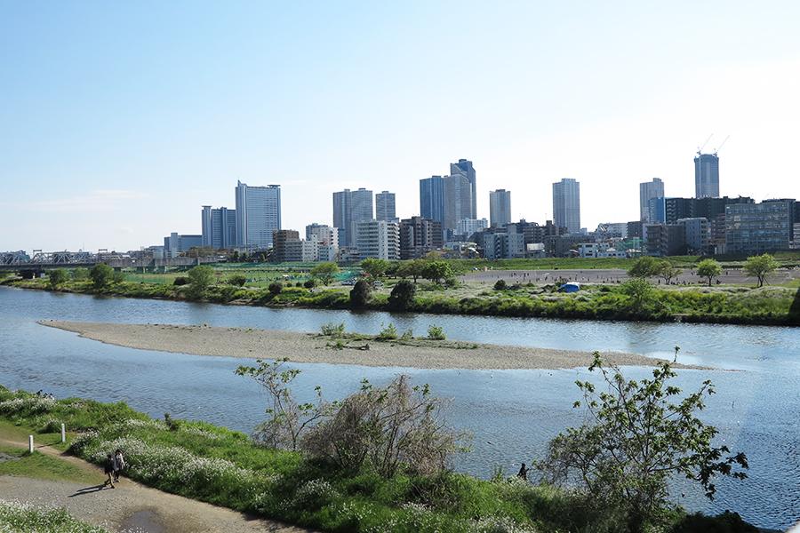「【川崎市】基本情報・シェアハウスの賃料相場を公開!」のアイキャッチ画像